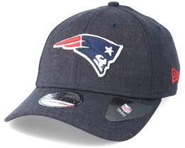 New England Patriots 39Thirty Team Heather Navy Flexfit - New Era