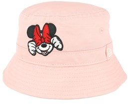 Kids Disney Xpress Minnie Mouse Pink Bucket - New Era