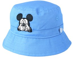 Kids Disney Xpress Infant Mickey Mouse Sky Blue Bucket - New Era