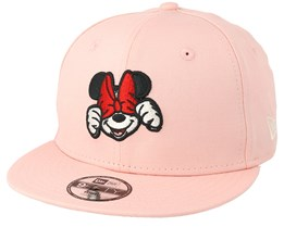 Kids Disney Xpress 9Fifty Minnie Mouse Pink Snapback - New Era