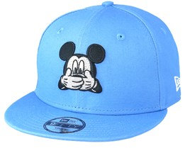 Kids Disney Xpress Mickey Mouse Sky Blue Snapback - New Era
