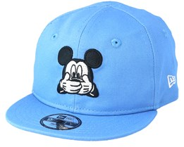 Kids Disney Xpress Infant Mickey Mouse Sky Blue Snapback - New Era