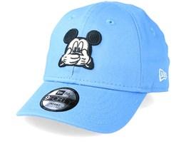 Kids Disney Xpress Infant Mickey Mouse Sky Blue Adjustable - New Era
