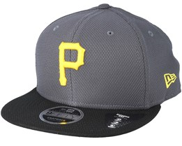 Pittsburgh Pirates Diamond Pop 9Fifty Grey Snapback - New Era