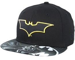 Kids Batman 9Fifty Black Snapback - New Era