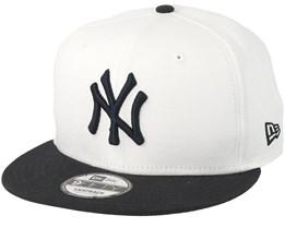 New York Yankees 9Fifty White/Navy Snapback - New Era