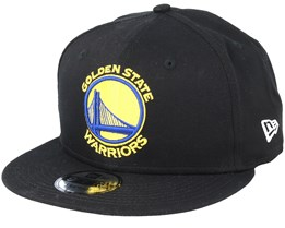 Golden State Warriors 9Fifty Black Snapback - New Era