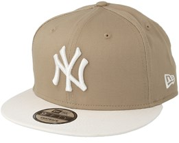 New York Yankees 9Fifty Camel Snapback - New Era