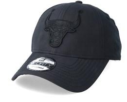 Chicago Bulls 9Forty Sport Black Adjustable - New Era