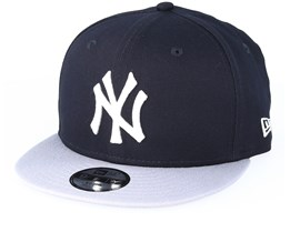 Kids New York Yankees Essential 9FIfty Navy Snapback - New Era