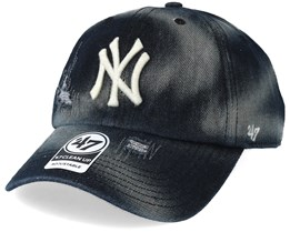 New York Yankees Black Loughlin Adjustable - 47 Brand