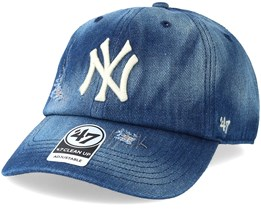 New York Yankees Loughlin Navy/White Adjustable - 47 Brand