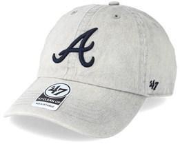 Atlanta Braves Branson Cement Adjustable - 47 Brand