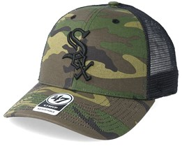 Chicago White Sox Branson Camo Trucker - 47 Brand