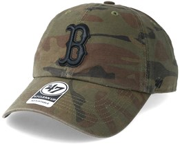 Boston Red Sox Regiment Camo Adjustable - 47 Brand