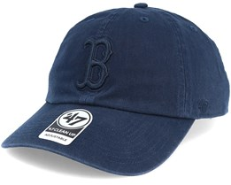 Boston Red Sox Clean Up Navy Adjustable - 47 Brand