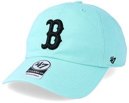 Boston Red Sox Clean Up Tiffany Blue Adjustable - 47 Brand