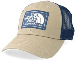 Mudder Dark Khaki Trucker - The North Face