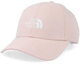 66 Classic Hat Pink/White Adjustable - The North Face