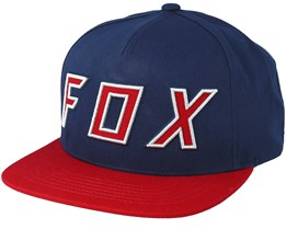 Posessed Navy Snapback - Fox