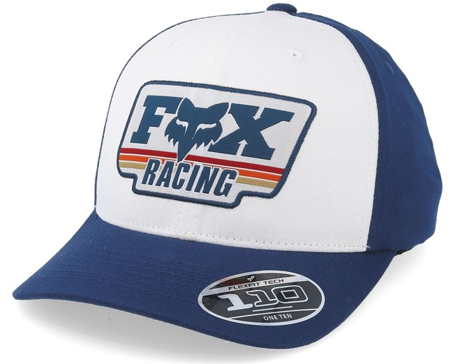 43ccee74066ea cheapest fox racing hat store vt 3e362 3c8fa  reduced throwback navy 110  adjustable fox caps hatstore.ie e3192 f5700
