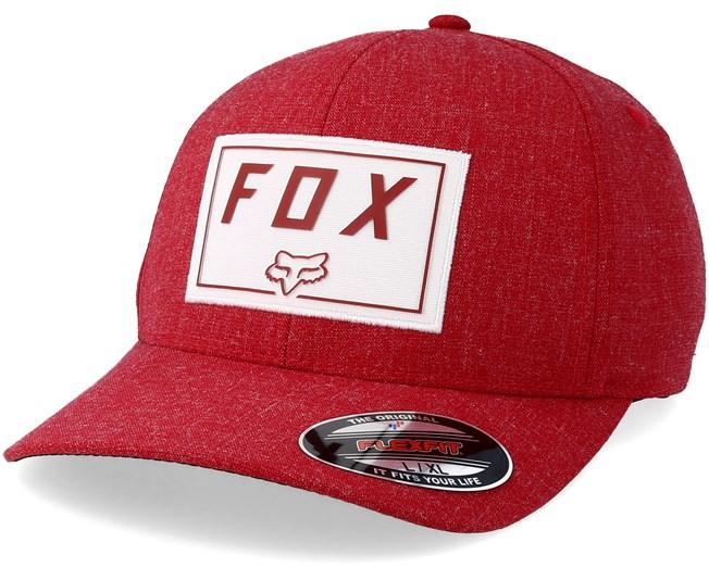 Trace Cardinal White Flexfit - Fox keps - Hatstore.se ed1e146b12a2