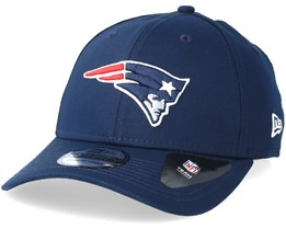 New England Patriots Team Essential 39Thirty Navy Flexfit - New Era