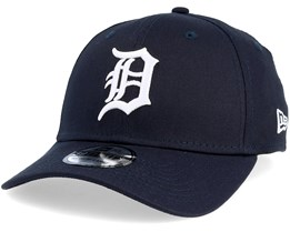 Detroit Tigers Team Essential 39Thirty Navy Flexfit - New Era