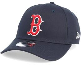 Boston Red Sox Team Essential 39Thirty Navy Flexfit - New Era