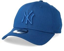 New York Yankees League Essential 39Thirty Blue/Blue Flexfit - New Era