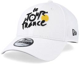 Tour De France Jursey Pack White Adjustable - New Era