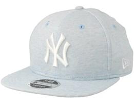 New York Yankees Jersey Bright 9Fifty Sky/Sky Snapback - New Era