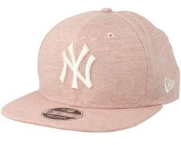 New York Yankees Jersey Bright 9Fifty Pink/Pink Snapback - New Era