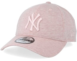 New York Yankees Jersey Bright 9Forty Pink/Pink Adjustable - New Era