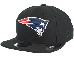 New England Patriots Dryera Tech 9Fifty Black Snapback - New Era