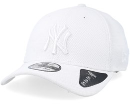 New York Yankees Diamond 39Thirty White/White Flexfit - New Era
