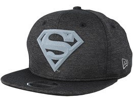 Superman Concrete Jursey 9Fifty Black/Grey Snapback - New Era
