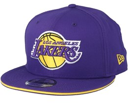 LA Lakers Classic Tm Purple Snapback - New Era