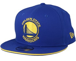 Golden State Warriors Classic Tm Royal Snapback - New Era