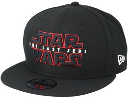 Star Wars Jedi Black Snapback - New Era