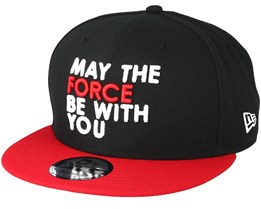 Star Wars May The Force Be With You Black Snapback - New Era