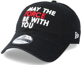 Star Wars May The Force Be With You Black Adjustable - New Era