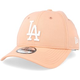 d762e766ba95 New Era Los Angeles Dodgers League Essential 9Forty Peach white Adjustable  - New Era 21,99 €