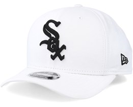 Chicago White Sox Curved 9Fifty White Adjustable - New Era