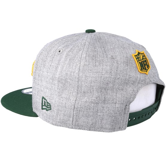 Green Bay Packers 2018 NFL Draft On-Stage Grey Green Snapback - New Era  caps  dea9a59dd