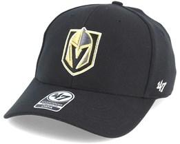 Vegas Golden Knights Contender Black Flexfit - 47 Brand