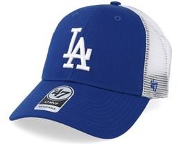 Los Angeles Dodgers Branson Mesh Royal Trucker - 47 Brand