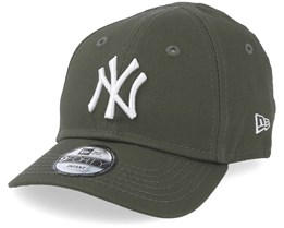 Kids New York Yankees League Essential 9Forty OIive White Adjustable - New  Era f1ac8742cba6