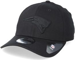 New England Patriots 39Thirty Black On Black Flexfit - New Era