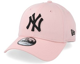 New York Yankees 9Forty Essential Pink Black Adjustable - New Era 5c26e4f8e6ea